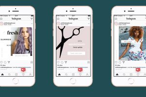 Includes 12 Instagram post templates in variety of styles to help book more appointments, sell more products and show off your work.