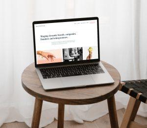 website design for brandstyle communications