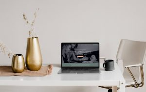Smith Design House website design for labor of love birth center